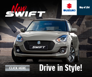 Swift at Lifestyle Motors