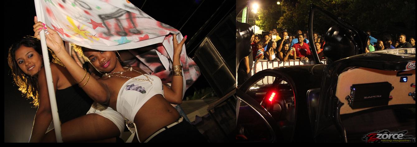 MK Mayaro - Meca car show