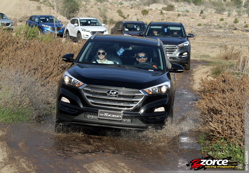Hyundai Tucson Encounter On The Route To The Stars!