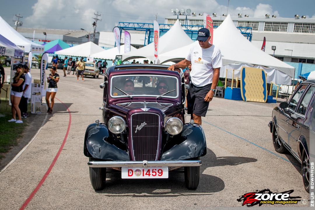 Dennis Gage to cruise V8 Boys Grand Auto Show 2017!