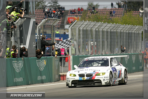 BMW M3 at Nürburgring 24-hour race