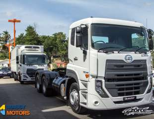 UD Trucks launches new Quester and Croner!