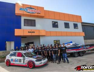 Mobil Lubricants - Commitment to Motorsport in T&T!