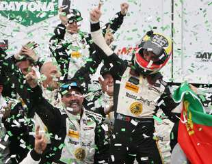 Cadillac Prototype Races to Rolex 24 Victory