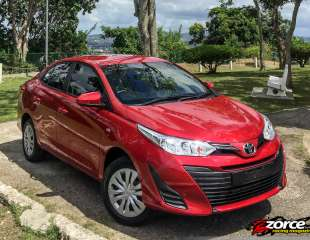 2018 Toyota Yaris Media Launch and Test Drive