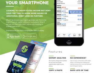 iMarketsLive teaches you to trade Forex using your smartphone