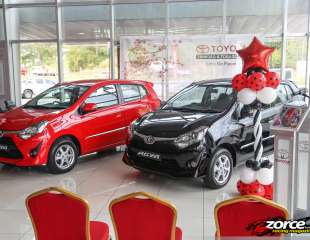 Toyota Agya is most affordable new car in T&T
