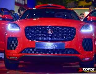 Trafalgar Motors unveils new Jaguar E-Pace!