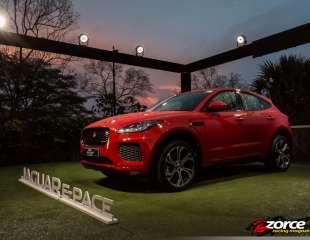 Jaguar E-Pace Sunset Launch at Brian Lara's