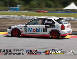 Team T&T on track at CMRC Round 3 in Barbados