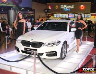 BMW at Mission Impossible 6 Movietowne