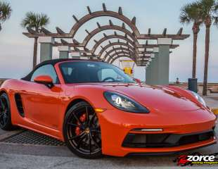 I need rehab after driving the Boxster GTS!