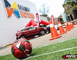 Nissan celebrates UEFA Champions League 2019