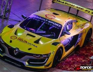 Team Speedway fans make Renault R.S. 01 launch an impressive success