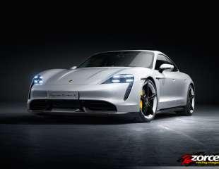 Porsche Taycan, the World Premiere