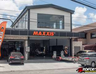 Visiting the Maxxis Center