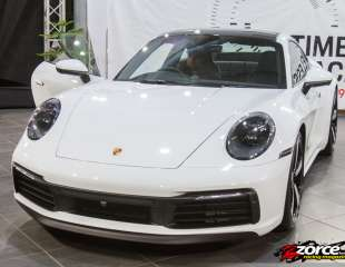 Porsche launches the 8th generation of the 911!