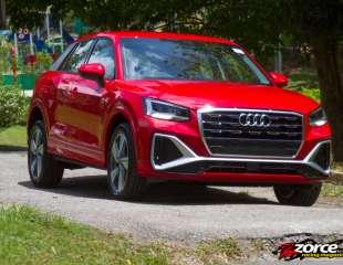 Audi's Q2 delivers compact luxury & value